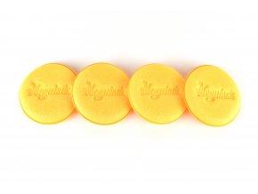 Meguiars Soft Foam Applicator Pads - pěnové aplikátory (4 kusy)