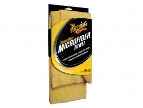 Meguiars Supreme Shine Microfiber Towel - mikrovláknová utěrka 40 cm x 60 cm