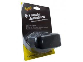 Meguiar's Tyre Dressing Applicator Pad aplikátor lesku na pneumatiky