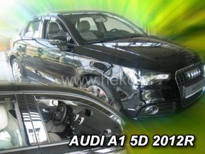 Ofuky oken Audi A1 5D 2012- přední