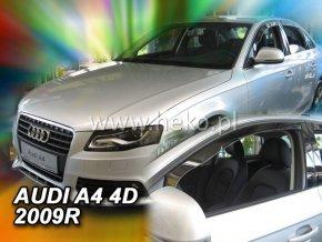 Ofuky oken Audi A4 4D 2008- přední