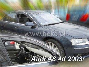 Ofuky oken Audi A8 4D 2003- přední