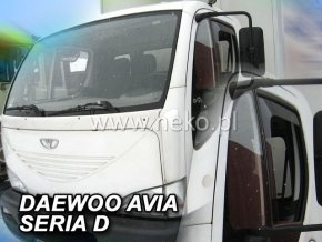 Ofuky oken Avia Daewoo serie D