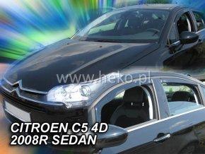 Ofuky oken Heko Citroen C5 5D 2008- přední