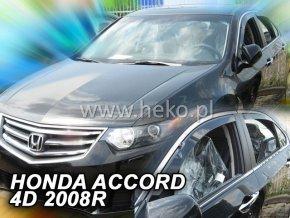 Ofuky oken Heko Honda Accord 4D 2008- přední