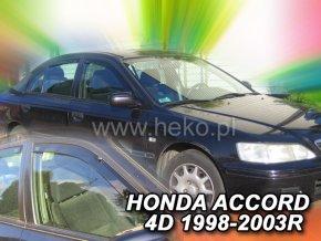 Ofuky oken Heko Honda Accord CG 4D 1998-2003 přední
