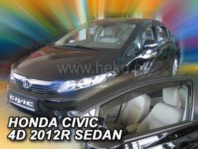 Ofuky oken Heko Honda Civic 4D sedan 2012- přední