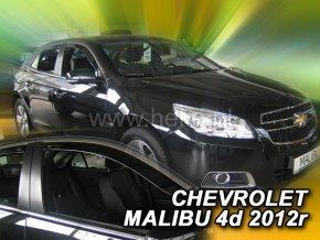 Ofuky oken Heko Chevrolet Malibu 4D 2012- přední