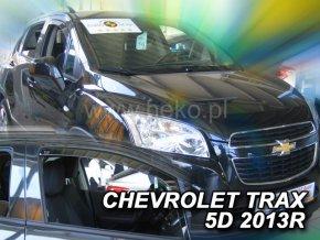 Ofuky oken Chevrolet Trax 5D 2013- přední