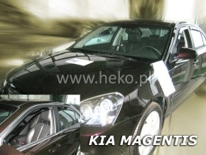 Ofuky oken Kia Magentis 4D 2006- přední