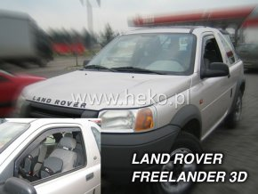Ofuky oken Land Rover Freelander 3D 1998- přední