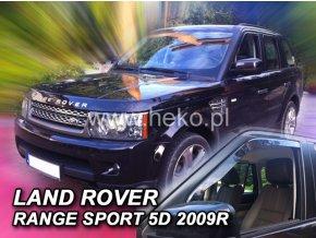 Ofuky oken Land Rover Range Rover Sport 5D 2005- přední