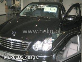 Ofuky oken Heko Mercedes C W203 5D 2000-2007 přední