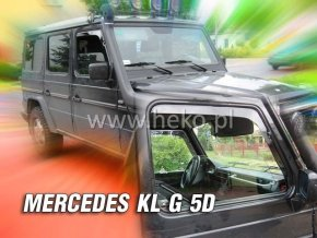 Ofuky oken Heko Mercedes G 5D přední