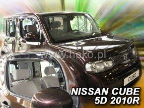 Ofuky oken Nissan Cube 5D 2010- přední