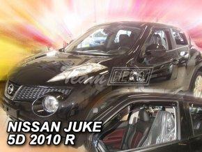 Ofuky oken Nissan Juke 5D 2010- přední