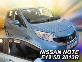Ofuky oken Heko Nissan Note II E12 5D 13R htb přední