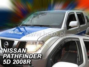Ofuky oken Nissan Pathfinder 5D 2005- přední