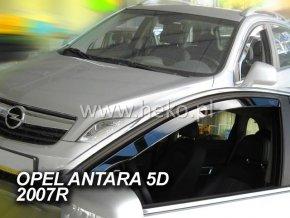 Ofuky oken Opel Antara 5D 2007- přední