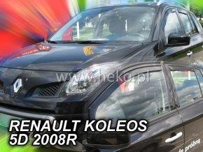 Ofuky oken Renault Koleos 4D 2008- přední