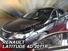 Ofuky oken Renault Latitude 4D 2011- přední