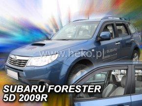 Ofuky oken Heko Subaru Forester SH 5D 2009- přední