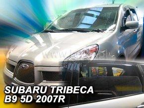 Ofuky oken Subaru Tribeca B9 5D 2005- přední + zadní