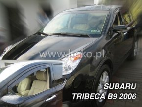 Ofuky oken Heko Subaru Tribeca B9 5D 2006- přední