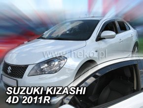 Ofuky oken Heko Suzuki Kizashi 4D 2011- přední