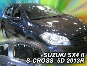 Ofuky oken Heko Suzuki SX4 S-Cross 2013 přední