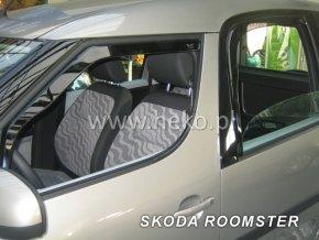 Ofuky oken Škoda Roomster 5D 2006- přední