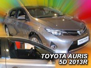 Ofuky oken Toyota Auris 5D 2013- přední
