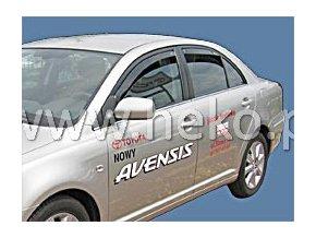 Ofuky oken Toyota Avensis 4/5D 1997-2003 přední