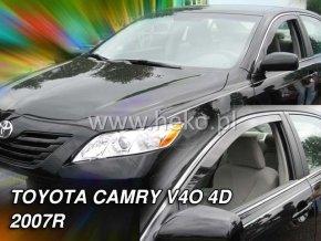 Ofuky oken Toyota Camry V40 4D 2007- přední
