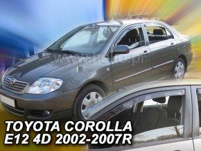 Ofuky oken Toyota Corolla 4/5D 2002-2007 přední