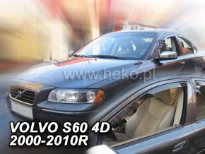 Ofuky oken Volvo S60 4D 2000- přední