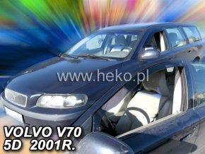 Ofuky oken Volvo V70 5D 2000- přední