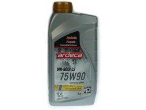 Olej do převodovky Ardeca 75W-90 Uni Gear Ls GL5 1L