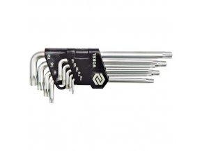 Sada klíčů TORX 9 ks
