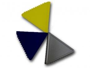Škrabka trojúhelník