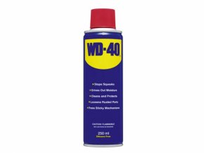 WD 40 - Univerzální mazivo 250 ml