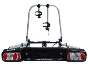 Nosič kol na tažné zařízení HAKR TRIP pro 2 kola Middle