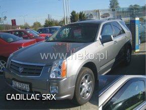 Ofuky oken Heko Cadillac SRX 5D 2003- přední