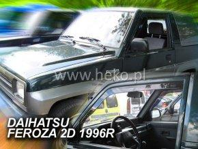 Ofuky oken Daihatsu Feroza 2D 1989-1998 přední