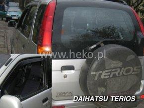 Ofuky oken Daihatsu Terios 5D 1998- přední