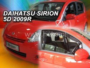 Ofuky oken Daihatsu Sirion 5D 2005- přední