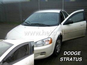 Ofuky oken Dodge Stratus 4D 2001- přední