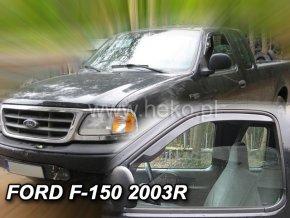 Ofuky oken Ford F-150 XLT 2D 1999-2003 přední