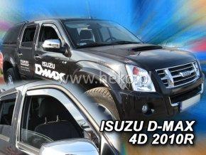 Ofuky oken Heko Isuzu D-Max 4D 2010- přední