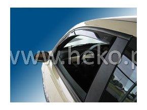 Ofuky oken Lancia Ypsilon 3D 2003- přední